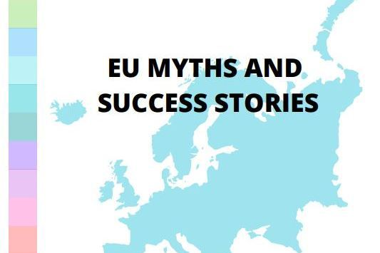 Collection of myths and stereotypes now available